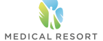 Logo medical resort